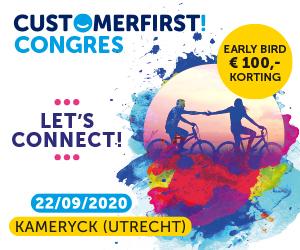CustomerFirst Congres verplaatst